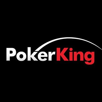 PokerKing Black logo
