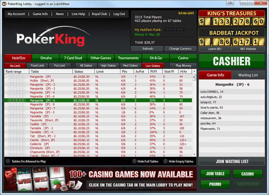 PokerKing Review. Download. | PokerBroz