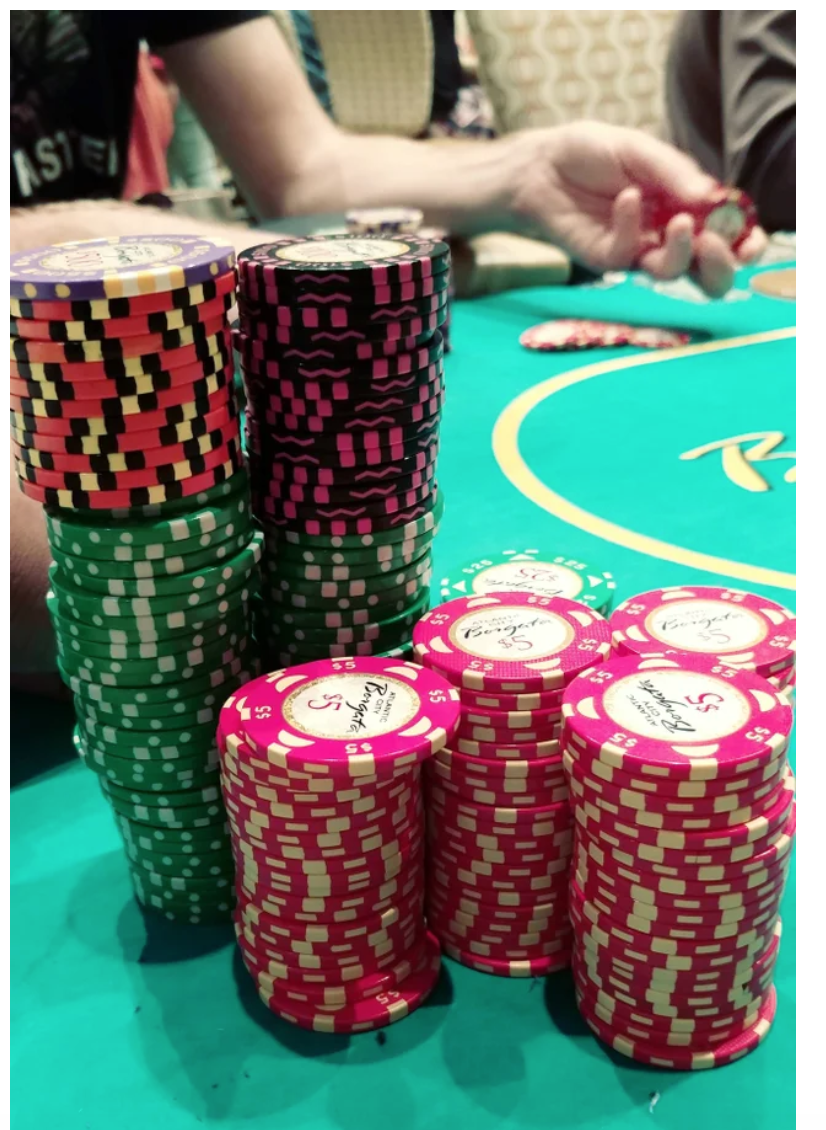 Bankroll management for professional players